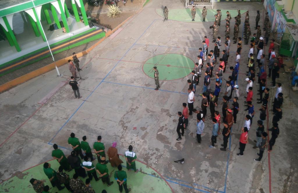 Amanat Diklatsar Kota Tasik: Tangkal Fitnah Keji Kepada Kiyai!